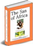 Ebook cover: San Bushmen