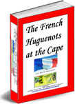 Ebook cover: The French Huguenots at the Cape