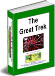 Ebook cover: The Great Trek