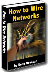 Ebook cover: How to Wire Networks