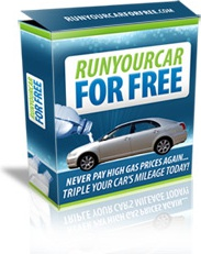 Ebook cover: Run Your Car For Free