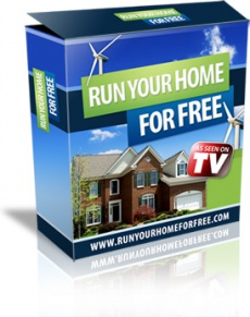 Ebook cover: Run Your Home For Free