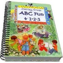 Ebook cover: ABC Fun & 1-2-3