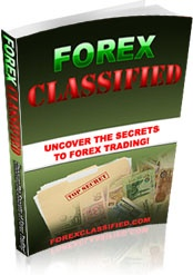 Ebook cover: Forex Classified
