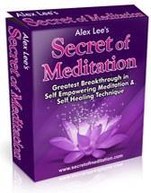 Ebook cover: Secret Of Meditation