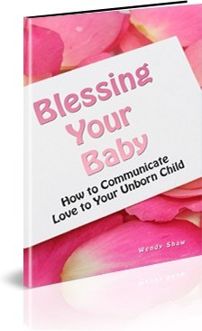 Ebook cover: Blessing Your Baby