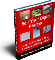 Ebook cover: Sell Your Digital Photos