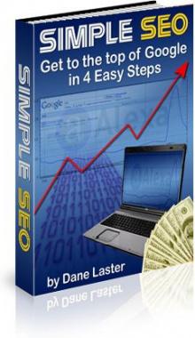 Ebook cover: Simple SEO