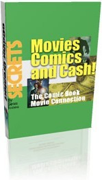 Ebook cover: Movies Comics and Cash