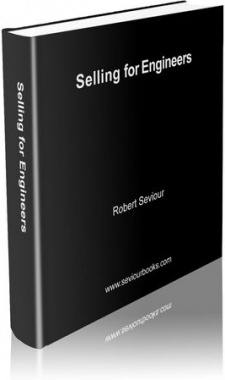 Ebook cover: Selling for Engineers