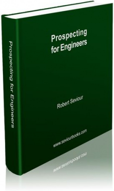 Ebook cover: Prospecting for Engineers