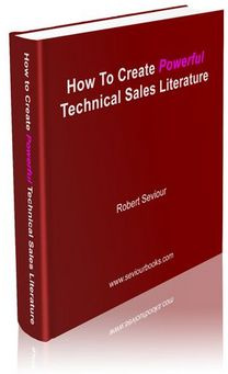 Ebook cover: How to Create Powerful Technical Sales Literature