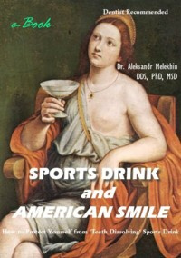 Ebook cover: Sports Drink and American Smile