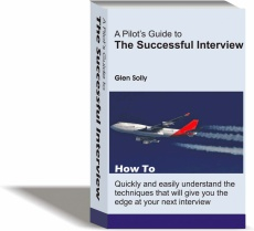 Ebook cover: A Pilot Guide to The Seccessful Interview