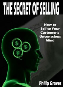 Ebook cover: The Secret Of Selling