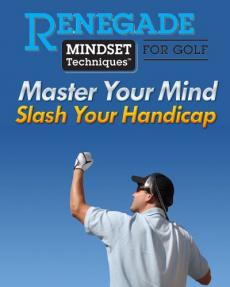 Ebook cover: Renegade Mental Golf
