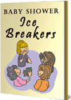 Ebook cover: Baby Shower Ice Breakers