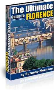 Ebook cover: The Ultimate Guide to Florence