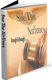 Ebook cover: Sue the Airline