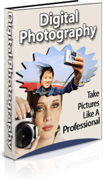 Ebook cover: Digital Photography: Take Pictures Like a Pro!