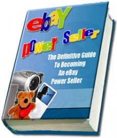 Ebook cover: Ebay Powerseller Guide
