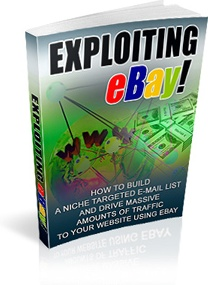 Ebook cover: Exploiting Ebay