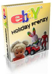 Ebook cover: eBay Holiday Frenzy