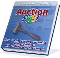 Ebook cover: Auction SOS