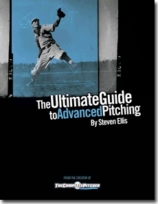 Ebook cover: The Ultimate Guide to Advanced Pitching