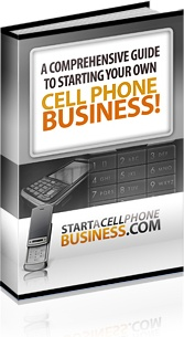 Ebook cover: Cell Phone Business