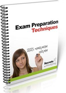 Ebook cover: Exam Preparation Techniques: