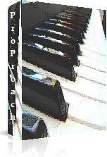 Ebook cover: Piano ProProach