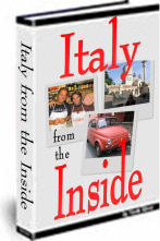 Ebook cover: Italy from the Inside