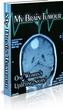 Ebook cover: My Brain Tumour