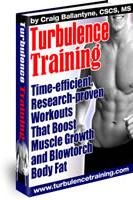 Ebook cover: Turbulence Training