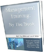 Ebook cover: Management Training: By The Book I