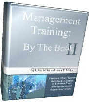 Ebook cover: Management Training: By the Book II