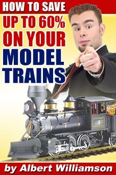 Ebook cover: The Complete Beginner's Guide To Model Trains