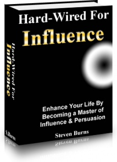 Ebook cover: Hard-Wired For Influence