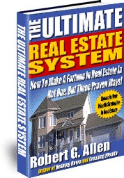 Ebook cover: The Ultimate Real Estate System