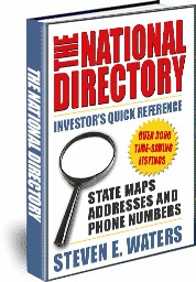Ebook cover: The National Directory