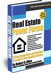 Ebook cover: Real Estate Forms