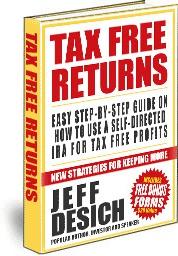 Ebook cover: Tax Free Returns