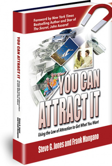 Ebook cover: You Can Attract It