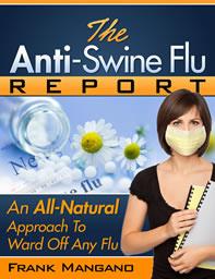 Ebook cover: The Anti-Swine Flu Report