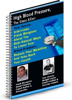 Ebook cover: High Blood Pressure