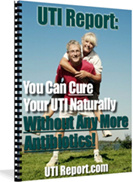 Ebook cover: UTI Report