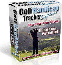 Ebook cover: Golf Performance Tracking Software