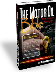 Ebook cover: The Motor Oil Bible
