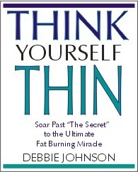 Ebook cover: Think Yourself Thin